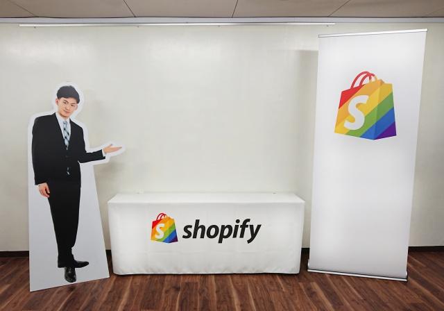 Shopify-Japan㈱様 イベント装飾ツール