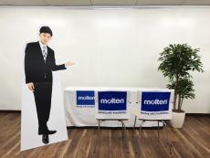 株式会社モルテン様 イベント装飾ツール