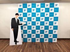 東武トップツアーズ㈱様 屋内用バックパネル
